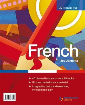 AS French Teacher Resource Pack (+CD) - Joe Jannetta