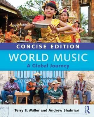 World Music Concise Edition: A Global Journey - Paperback & CD Set Value Pack - Terry E. Miller