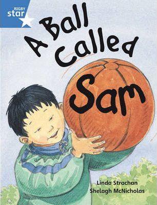 A Ball Called Sam - Linda Strachan