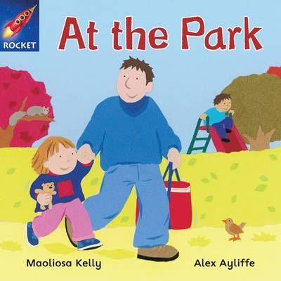 At the Park - Maoliosa Kelly