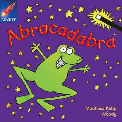 Abracadabra - Maolisa Kelly
