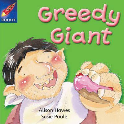 Greedy Giant - Alison Hawes