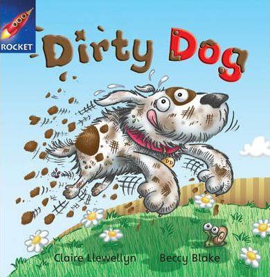 Dirty Dog - Claire Llewellyn