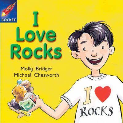 I Love Rocks - Molly Bridger