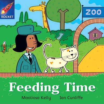 Feeding Time! - Maolisa Kelly