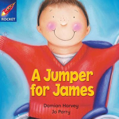 A Jumper for James - Damian Harvey