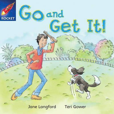 Go and Get it! - Jane Langford