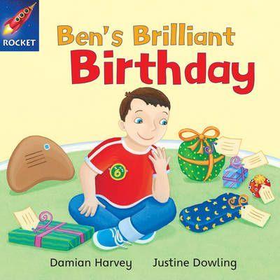 Ben's Brilliant Birthday - Damian Harvey