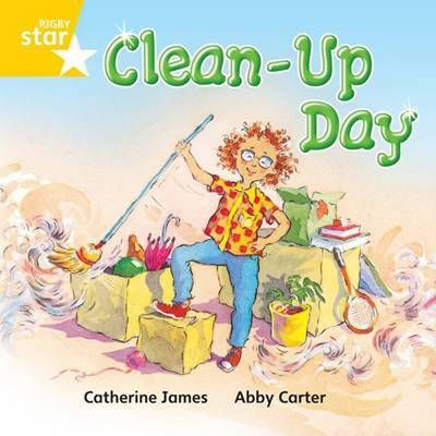 Clean-up Day - Catherine James