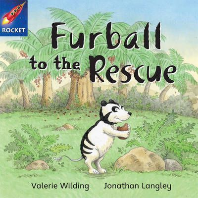 Furball to the Rescue - Valerie Wilding