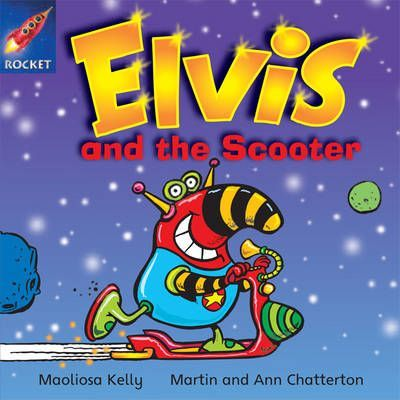 Elvis and the Scooter - Maoliosa Kelly