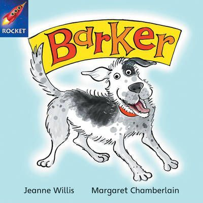 Barker - Jeanne Willis