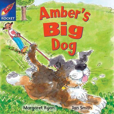 Amber's Big Dog - Margaret Ryan