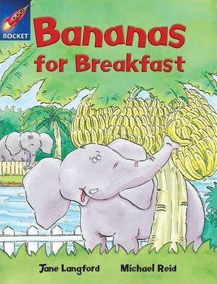 Bananas for Breakfast - Jane Langford