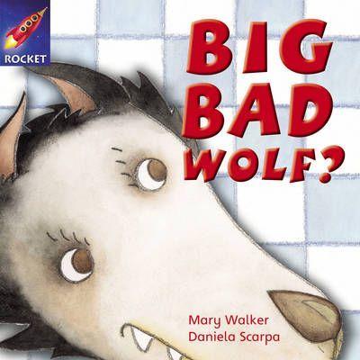 Big Bad Wolf? - Mary Walker