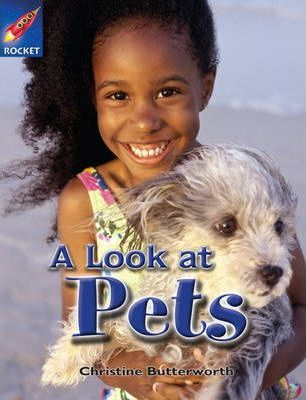 A Look At Pets - Christine Butterworth