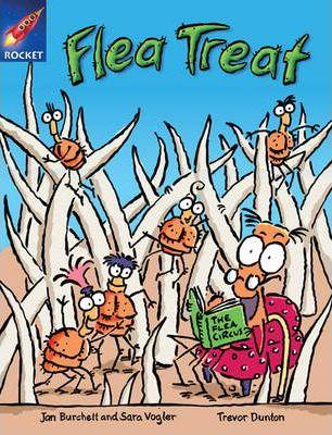 Flea Treat - Jan Burchett
