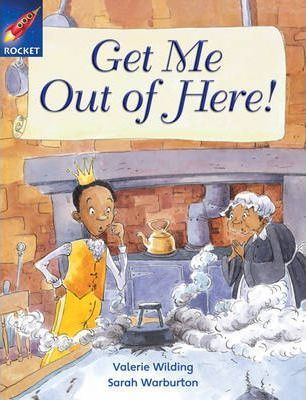 Get Me Out of Here! - Valerie Wilding