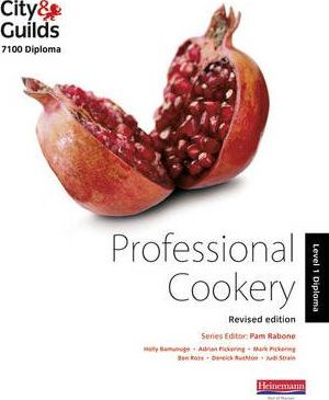 City & Guilds 7100 Diploma in Professional Cookery Level 1 Candidate Handbook