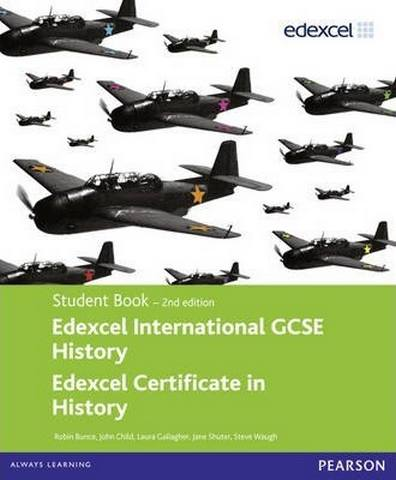 Edexcel International GCSE History Student Book second edition - Jane Shuter