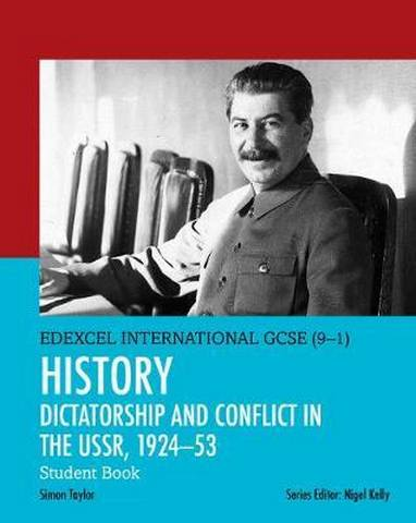 Edexcel International GCSE (9-1) History Dictatorship and Conflict in the USSR