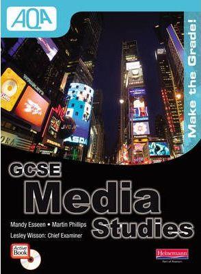 AQA GCSE Media Studies Student Book with ActiveBook CD-ROM - Mandy Esseen