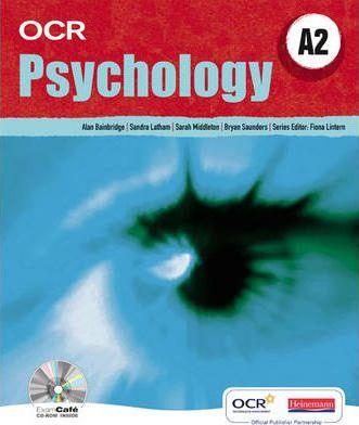 OCR A Level  Psychology Student Book (A2) - Alan Bainbridge
