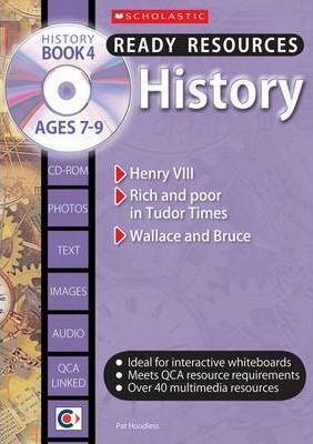 History; Book 4 Ages 7-9 - Pat Hoodless