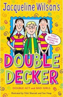 Jacqueline Wilson Double Decker - Jacqueline Wilson