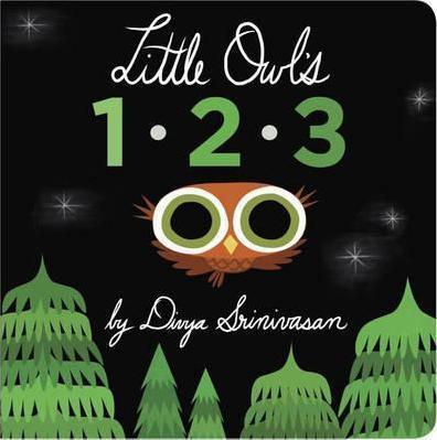 Little Owl's 1-2-3 - Divya Srinivasan