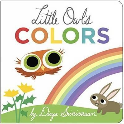 Little Owl's Colors - Divya Srinivasan
