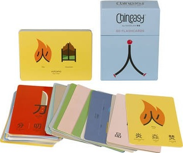 Chineasy (TM) 60 Flashcards - ShaoLan