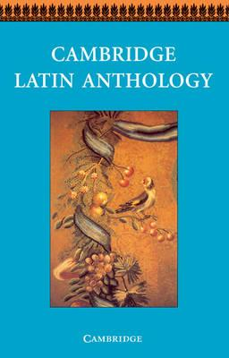Cambridge Latin Course: Cambridge Latin Anthology - Cambridge School Classics Project