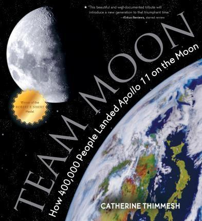 Team Moon - Catherine Thimmesh