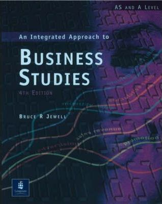 Integrated Approach to Business Studies 4E