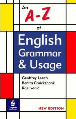 A-Z of English Grammar & Usage New Edition - Geoffrey Leech