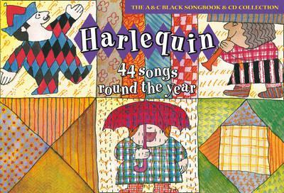 Songbooks - Harlequin (Book + CD): 44 Songs round the year - David Gadsby