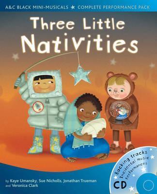 Collins Musicals - Three Little Nativities - Sue Nicholls