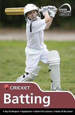 Skills: Cricket - Batting - Luke Sellers