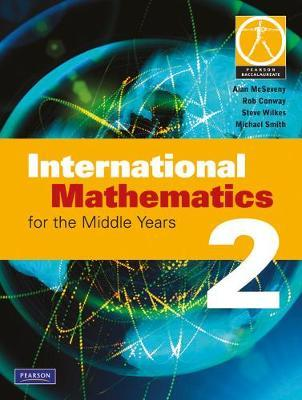 International Mathematics for the Middle Years 2 - Alan McSeveny
