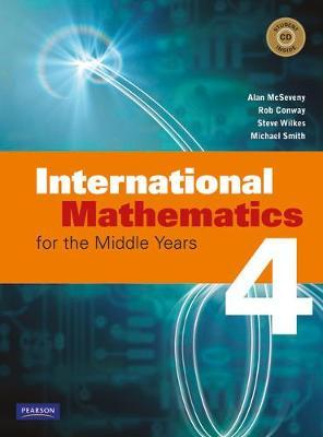 International Mathematics for the Middle Years 4 - Alan McSeveny