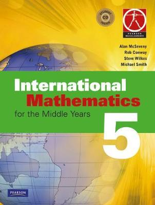 International Mathematics for the Middle Years 5 - Alan McSeveny