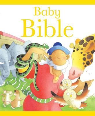 Baby Bible - Sarah Toulmin