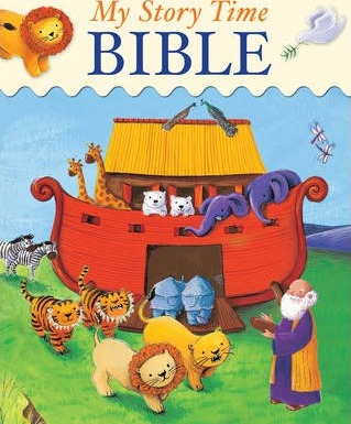 My Story Time Bible - Sophie Piper