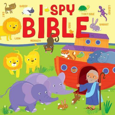 I Spy Bible - Julia Stone