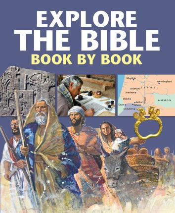 Explore the Bible Book by Book - Peter Martin