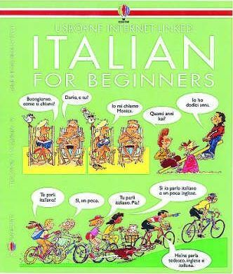 Italian for Beginners: Internet Linked - Angela Wilkes