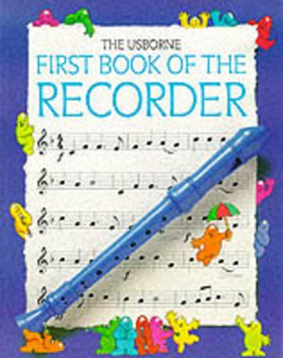 First Book of the Recorder - Caroline Hooper