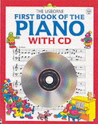 First Book Of The Piano Book And Cd - Eileen O'Brien