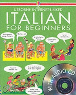 Italian For Beginners - Usborne